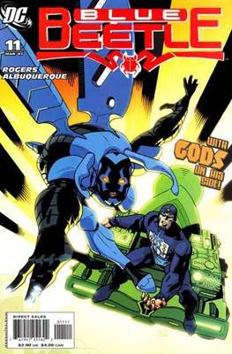 Blue Beetle Vol. 8 #11