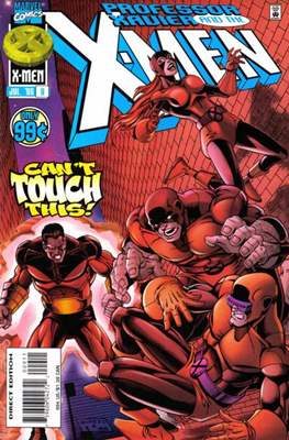 Professor Xavier and the X-Men (Comic Book) #9