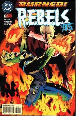 R.E.B.E.L.S. (1994-1996) #10