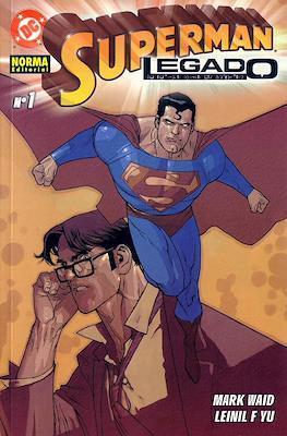 Superman. Legado (Rústica 112 pp) #1