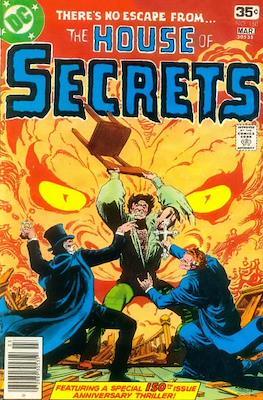 The House of Secrets (Grapa) #150