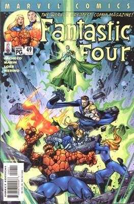 Fantastic Four Vol. 3 (Comic Book) #49 (478)