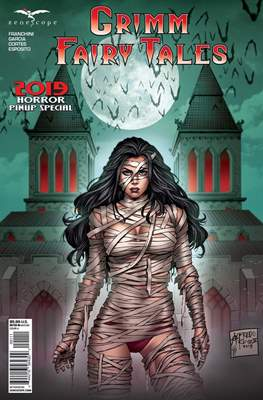 Grimm Fairy Tales: Horror Pinup Special 2019