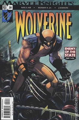 Wolverine / Dark Wolverine (2003-2010) (Comic Book) #20