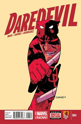 Daredevil Vol. 4 (2014-2015) (Comic-Book) #4