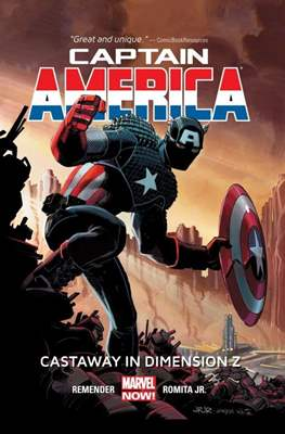 Captain America Vol. 7 (2013-2014) (Hardcover 136 pp) #1
