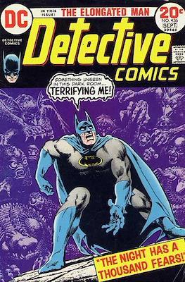 Detective Comics Vol. 1 (1937-2011; 2016-) (Comic Book) #436
