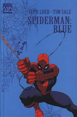 Spiderman: Blue (2003). Marvel Knights