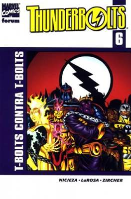 Thunderbolts vol. 2 (2002-2004) #6