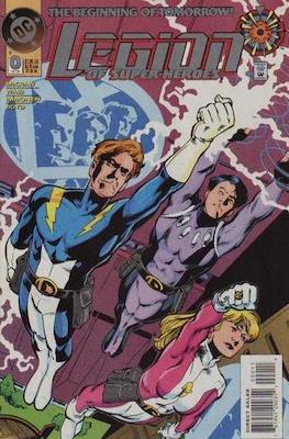 Legion of Super-Heroes Vol. 4 (1989-2000) (Comic-book) #0