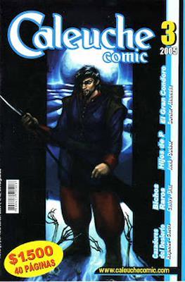 Caleuche Comic (Grapa) #3