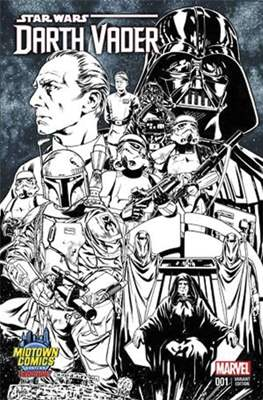 Star Wars: Darth Vader (2015 Variant Covers) #1.7