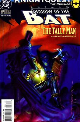 Batman: Shadow of the Bat (Comic book) #20