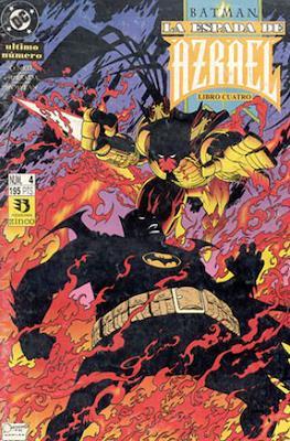 Batman. La Espada de Azrael (Grapa 32 pp) #4