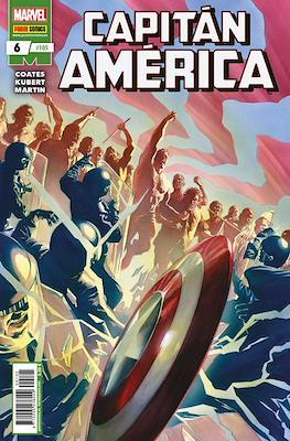 Capitán América Vol. 8 (2011-) (Grapa) #105/6