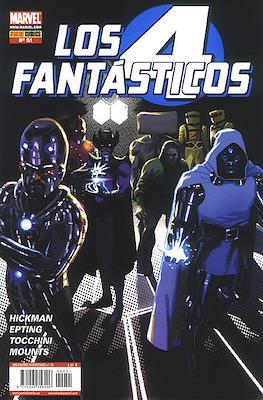 Los 4 Fantásticos / Los Cuatro Fantásticos Vol. 7 (2008-) (Grapa 24-48 pp) #51