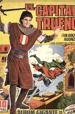 El Capitán Trueno. Album gigante (Grapa 32 pp) #20