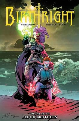 Birthright (Softcover) #7