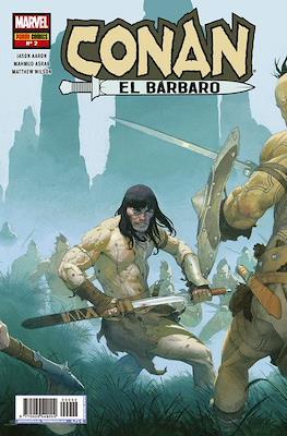 Conan el Bárbaro (2019-) (Grapa 48 pp) #2