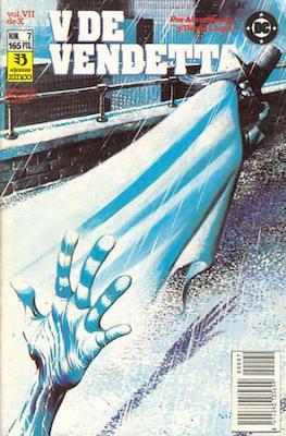 V de Vendetta (Grapa, 40 páginas (1990)) #7