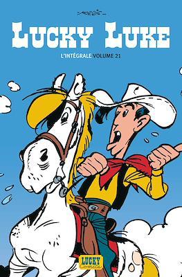 Lucky Luke - L'Intégrale (Cartoné) #21