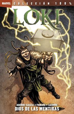 Loki. Dios de las mentiras. 100% Marvel