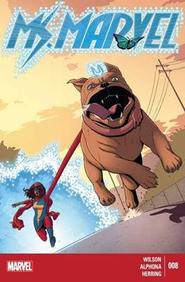 Ms. Marvel (Vol. 3 2014-2015) (Grapa) #8