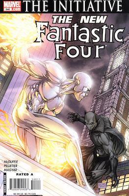 Fantastic Four Vol. 3 (Comic Book) #546