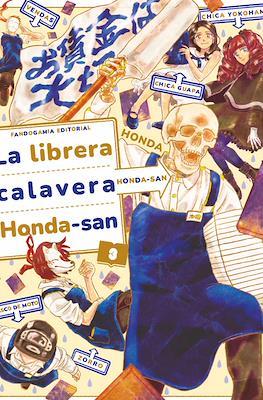 La librera calavera Honda-san (Rústica 168 pp) #3