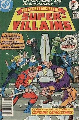 Secret Society of Super-Villains (Comic Book. 1976) #6