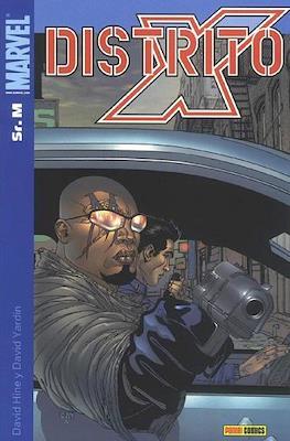 Distrito X (2006-2007) (Rústica) #1