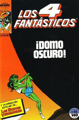 Los 4 Fantásticos Vol. 1 (1983-1994) (Grapa 36-32-24 pp) #65