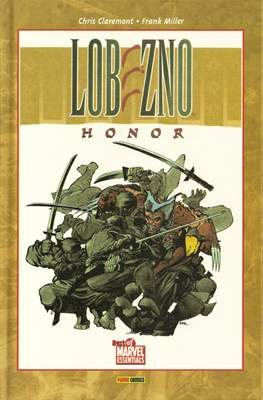 Lobezno. Honor. Best of Marvel Essentials