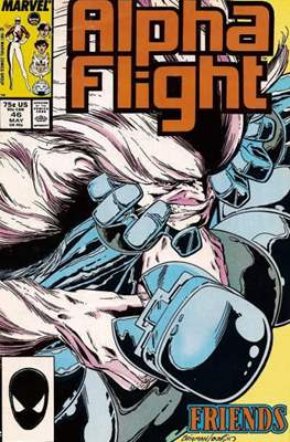 Alpha Flight Vol. 1 (1983-1994) #46