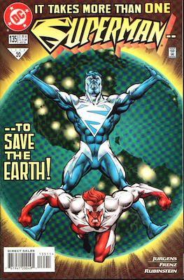 Superman Vol. 2 (1987-2006) (Comic Book) #135