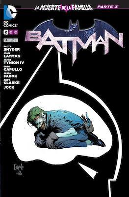 Batman: Nuevo Universo DC / Renacimiento (Grapa) #14