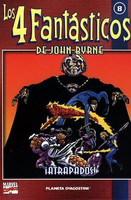 Coleccionable Los 4 Fantásticos de John Byrne (2002) (Rústica 80 pp) #8