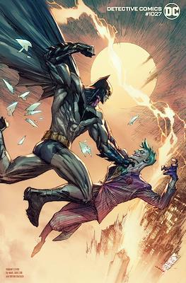 Detective Comics Vol. 1 (1937-2011; 2016- ... Variant Cover) (Cómic Book) #1027.9