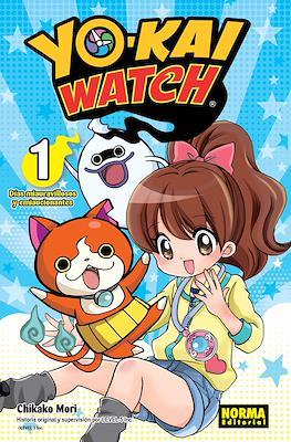 Yo-kai Watch: Días miauravillosos y emiaucionantes (Rústica con solapas) #1