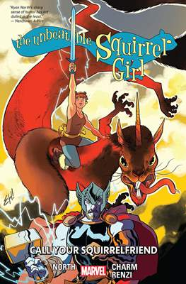 The Unbeatable Squirrel Girl (Digital collected) #11