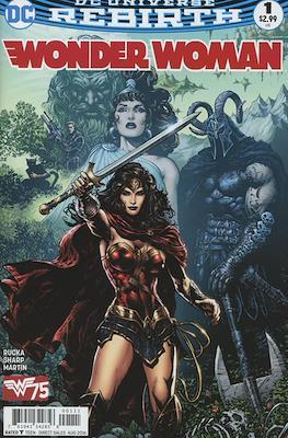 Wonder Woman Vol. 5 (2016-) #1