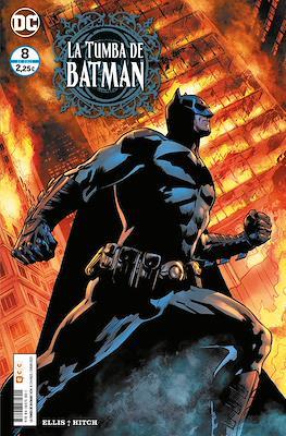 La tumba de Batman (Grapa 24 pp) #8
