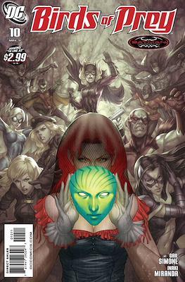 Birds of Prey Vol. 2 (2010-2011) (Comic Book) #10