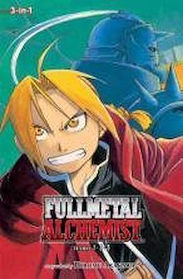 Fullmetal Alchemist (3-in-1 Edition) #1