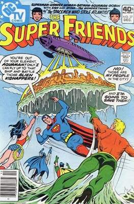 Super Friends Vol.1 (1976-1981) (Grapa, 32 págs.) #27