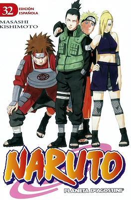 Naruto (Rústica con sobrecubierta) #32