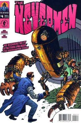 The Nevermen (Grapa) #4