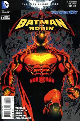 Batman and Robin Vol. 2 (2011-2015) (Comic Book) #11