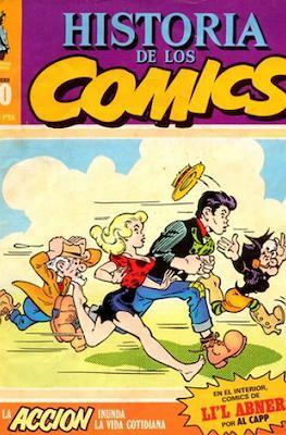 Historia de los Cómics #10