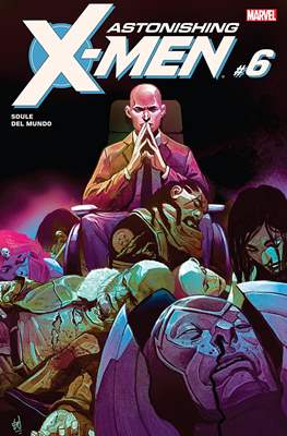Astonishing X-Men Vol. 4 (2017-2018) #6
